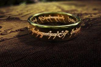 anello il signore degli anelli