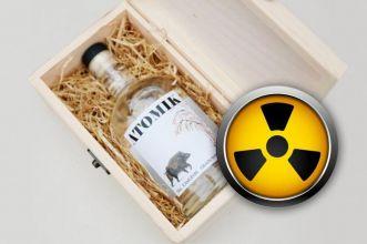 atomik vodka chenrobyl
