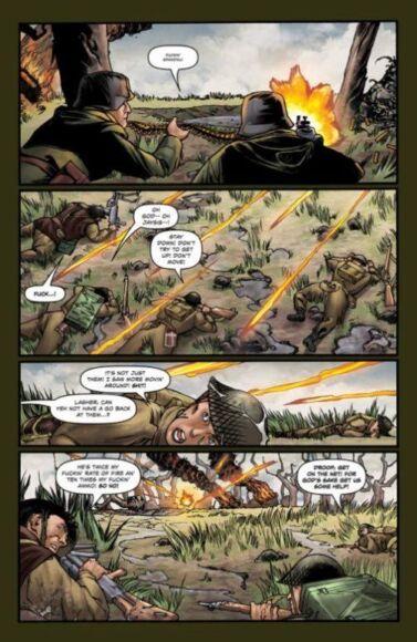 le storie di guerra di garth ennis 1