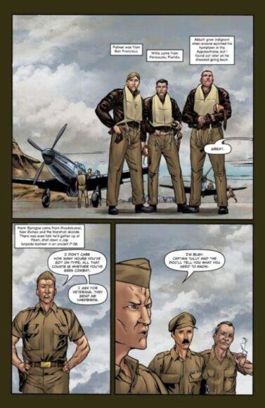 le storie di guerra di garth ennis 2