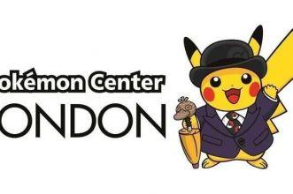 pokémon center londra