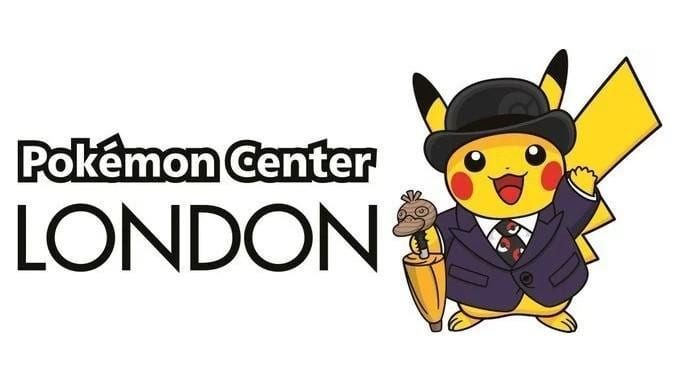 pokémon center londra