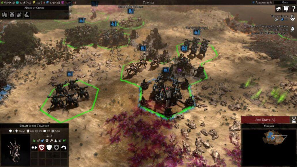 war40k chaos marines 4