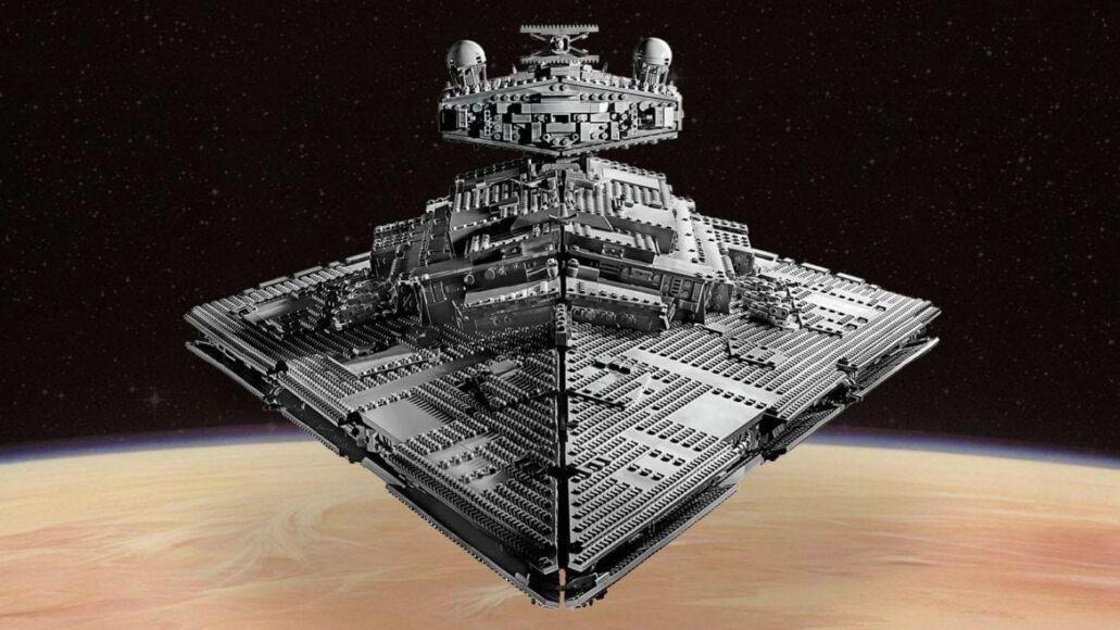 75252 LEGO Star Wars Star Destroyer Imperiale