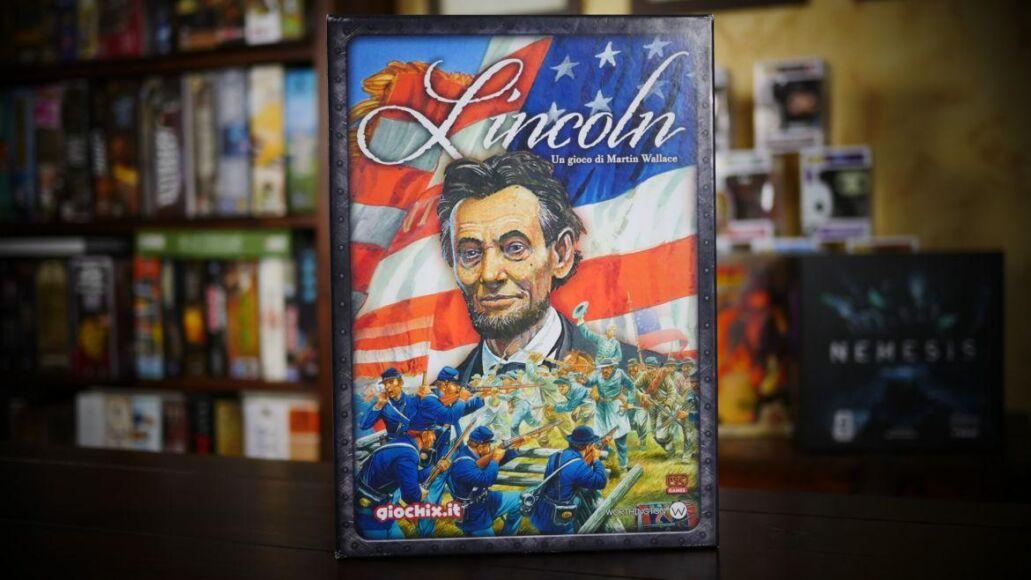 Lincoln gioco da tavolo