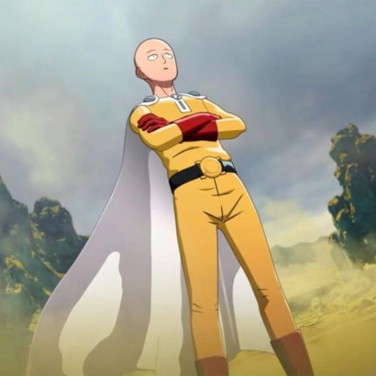 One Punch Man: A Hero Nobody Knows
