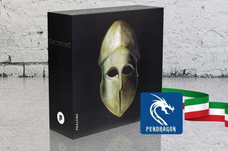 successors italiano pendragon