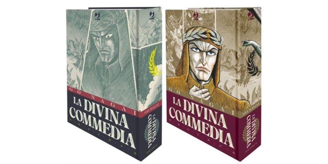divina commedia Edizioni BD j-pop manga