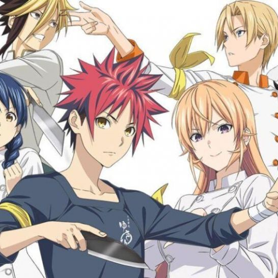 Food Wars Shokugeki no Soma