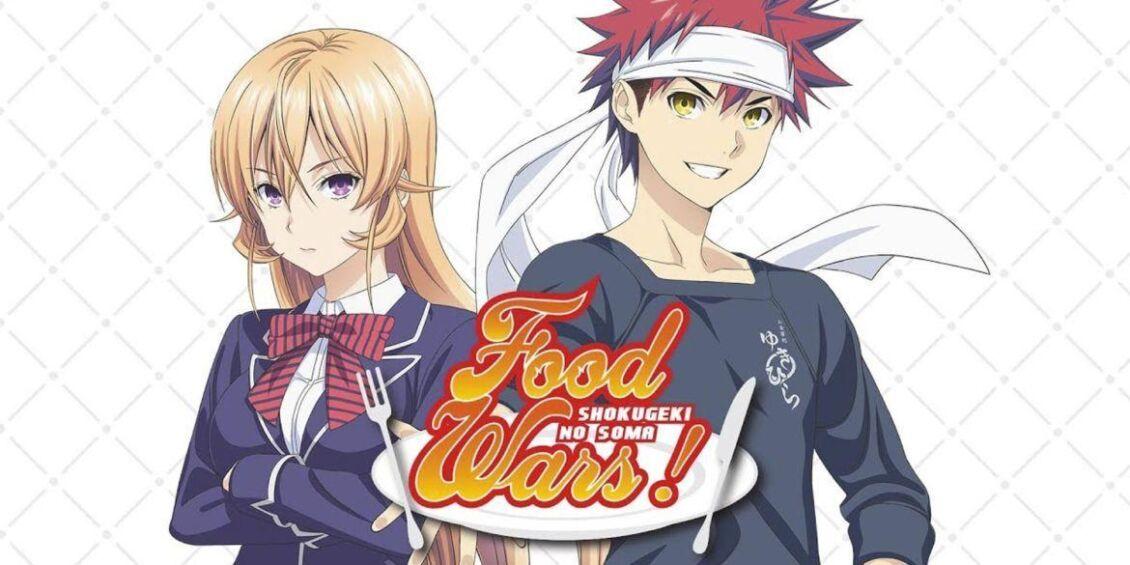 food wars