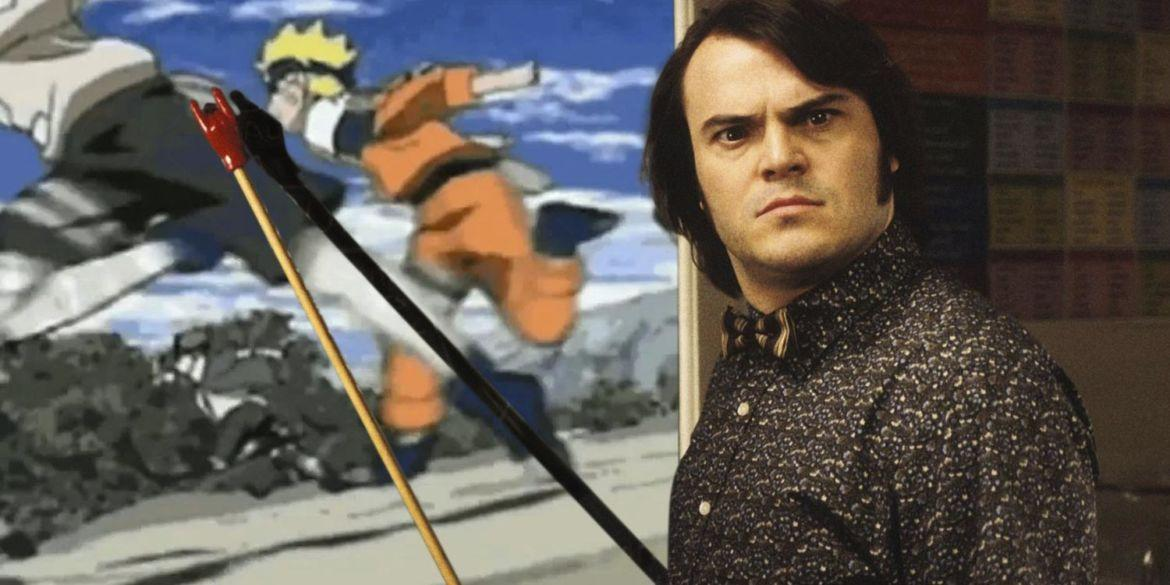 jack black naruto run