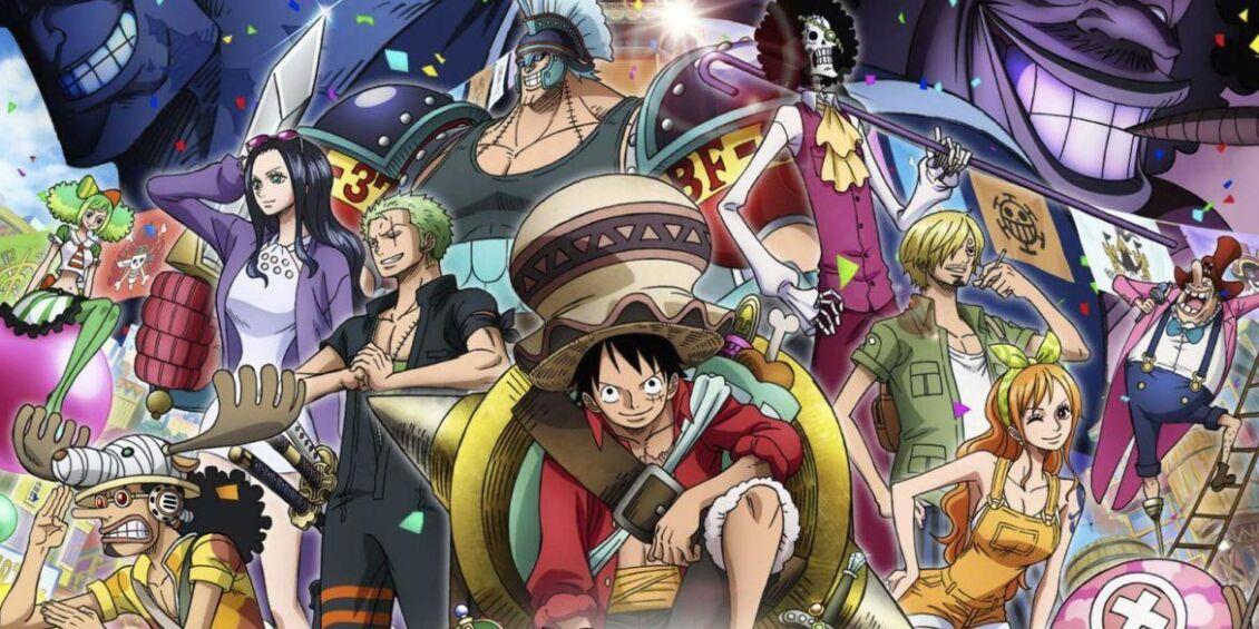One Piece: Stampede, pubblicato il trailer in italiano