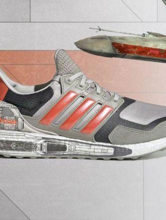 scarpe x-wing