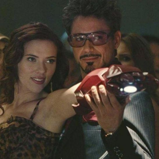 Robert Downey Jr Tony Stark