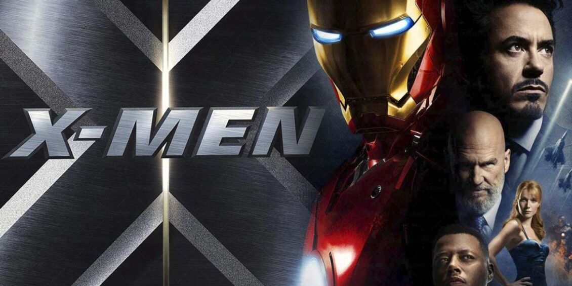x-men iron man