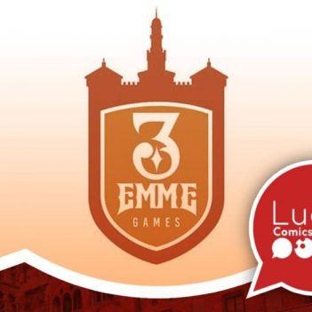 3 Emme Lucca Comics