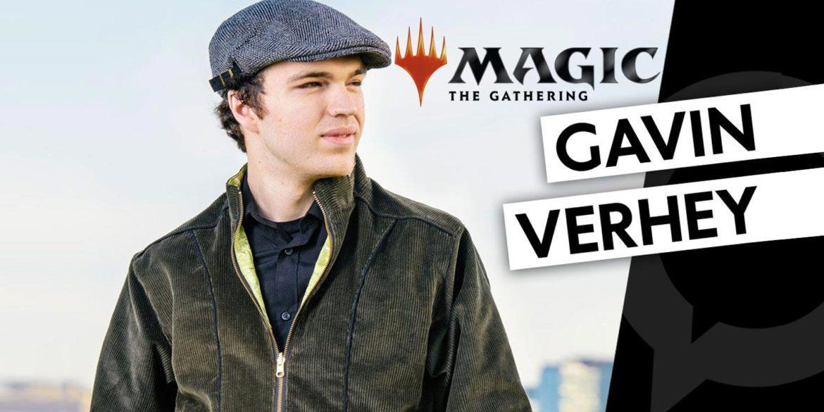 Gavin Verhey magic the gathering