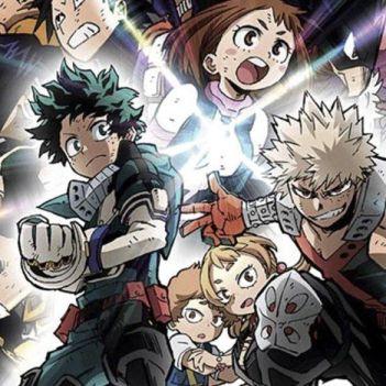 My Hero Academia - Heroes: Rising