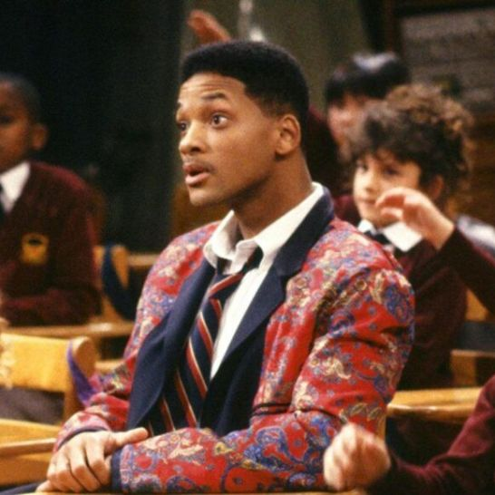 Will Smith Willy Principe Bel Air