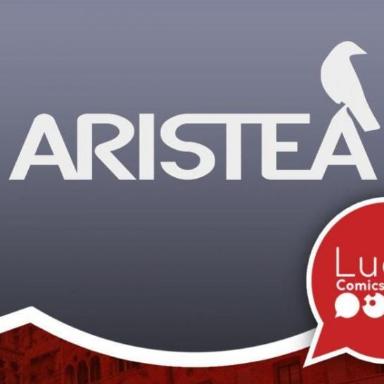 aristea edizioni lucca comics