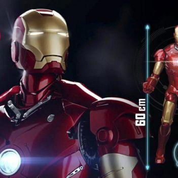 Iron Man De Agostini