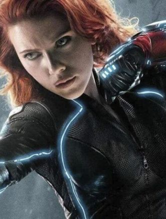 black widow vedova nera