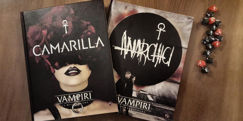 Vampiri la Masquerade Camarilla