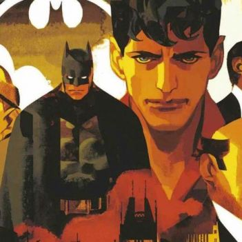 Dylan Dog e Batman