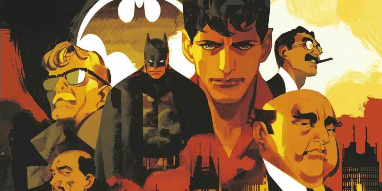 Dylan Dog e Batman