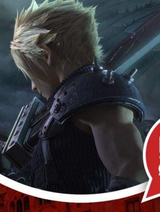 Final Fantasy 7 Remake lucca