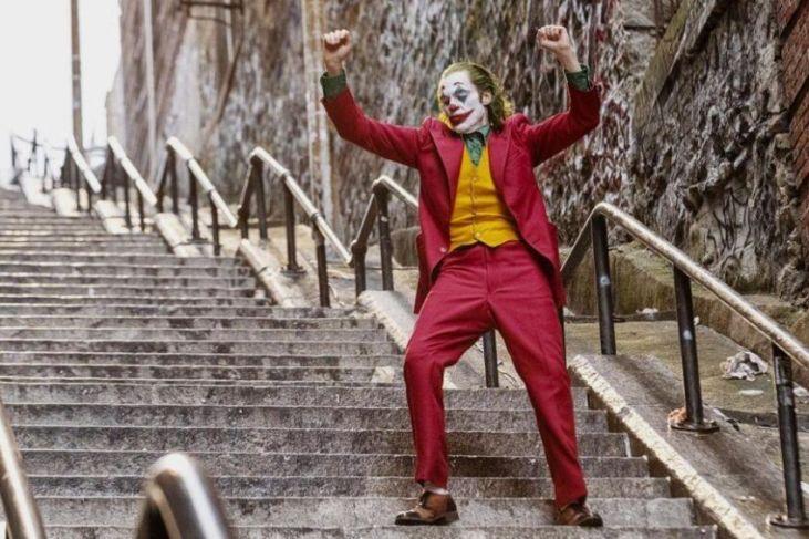 joker scalinata