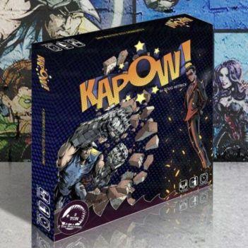 kapow gioco da tavolo