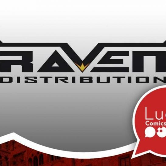raven distribution lucca comics