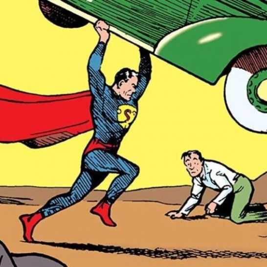 Golden Age fumetto action comics 1