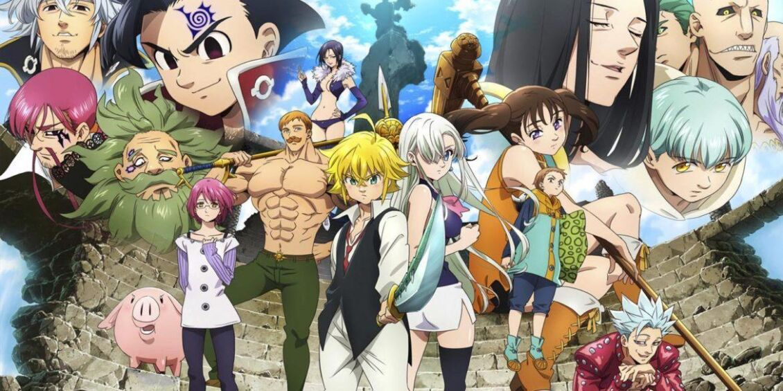 The Seven Deadly Sins 4 Wrath of the Gods