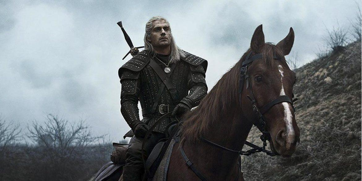 geralt di rivia the witcher