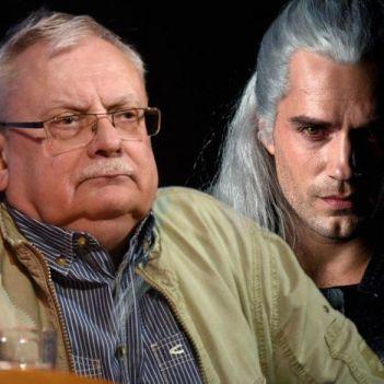 Andrzej Sapkowski autore The Witcher
