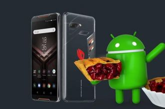 rog phone android pie