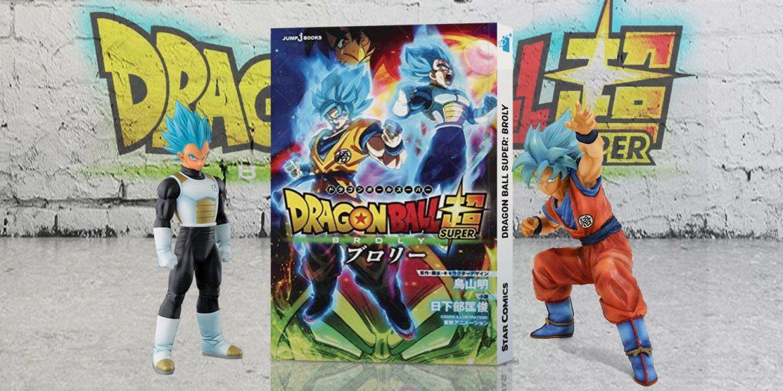 romanzo Dragon Ball Super: Broly
