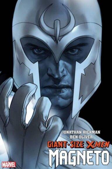 Giant Size X-Men Magneto