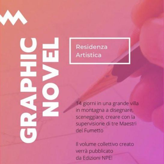 graphic novel concorso