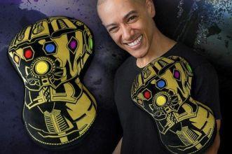 Guanto di Thanos imbottito