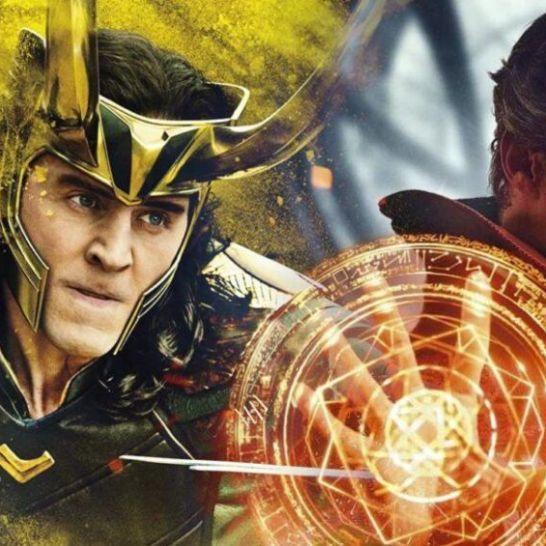 Loki serie TV doctor strange 2