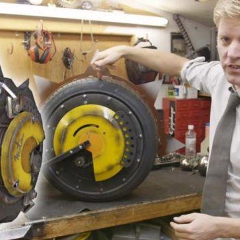 Colin Furze RIP-Tire di Junkrat Overwatch
