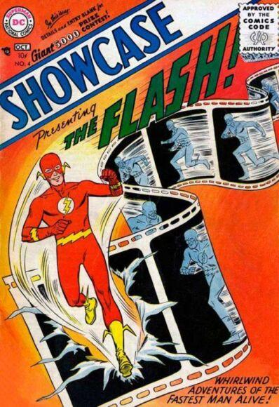 Flash Silver Age