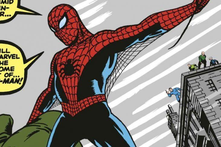 spider-man 1 Silver Age