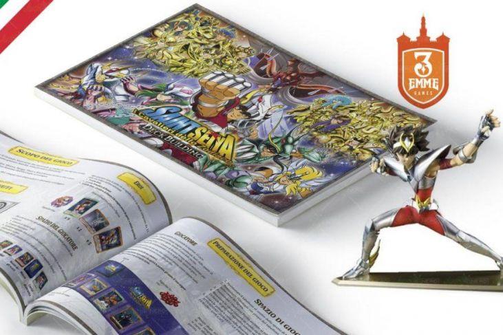 I Cavalieri dello Zodiaco regolamento italiano