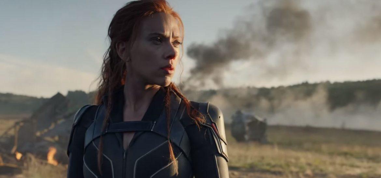 Vedova Nera Scarlett Johansson