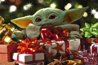 baby yoda natale star wars