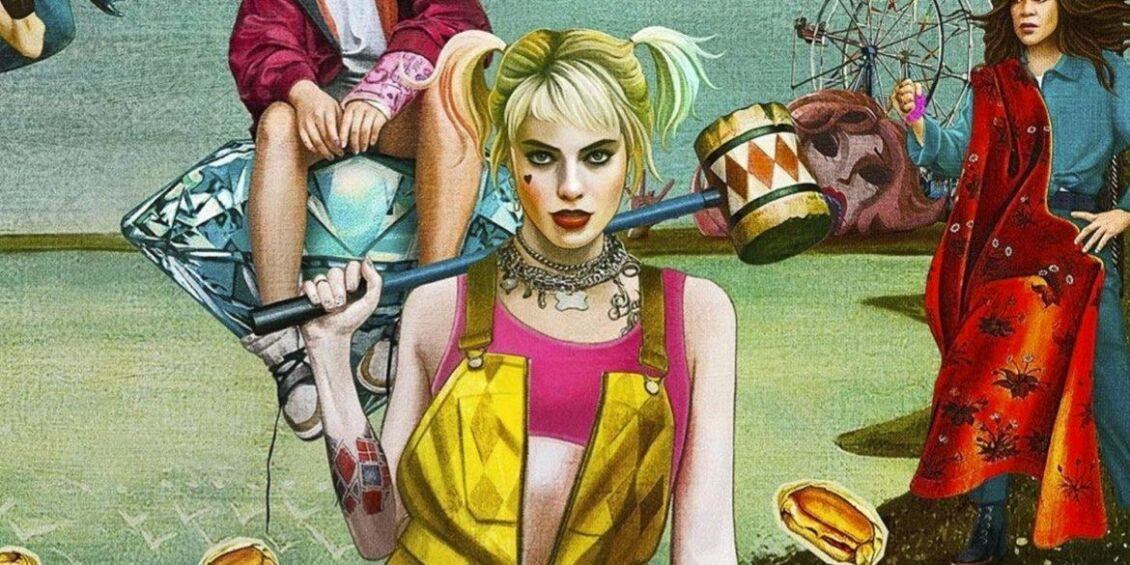 Birds of Prey eLa Fantasmagorica Rinascita di Harley Quinn